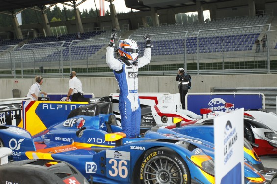 AUTO - ELMS 4 HOURS OF RED BULL RING 2014