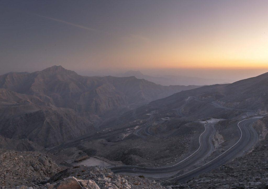 Jebel Jais Hajar Ras al-Khaimah