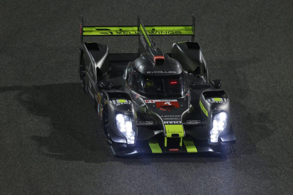 Oliver Webb Bykolles Racing Bahrain WEC
