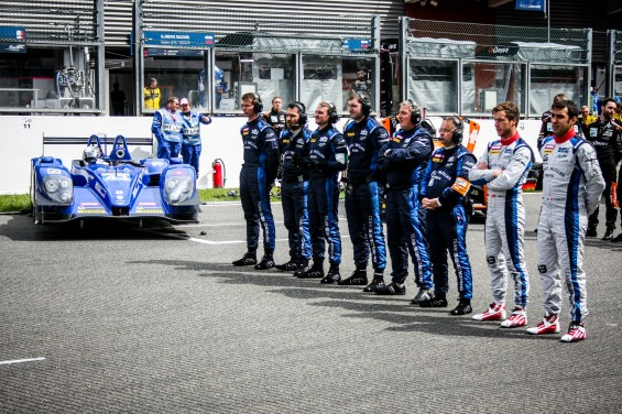 MOTORSPORT : FIA WEC - 6 HOURS OF SPA ROUND 2 O5/01-02/2015