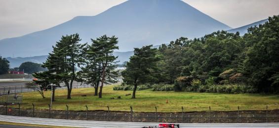 MOTORSPORT : FIA WEC - 6 HOURS OF FUJI (JPN) - ROUND 6 10/09-11/2015
