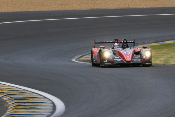 MOTORSPORT : FIA WEC TEST DAY 24 HOURS OF LE MANS - LE MANS (FRA) 05/31/2015
