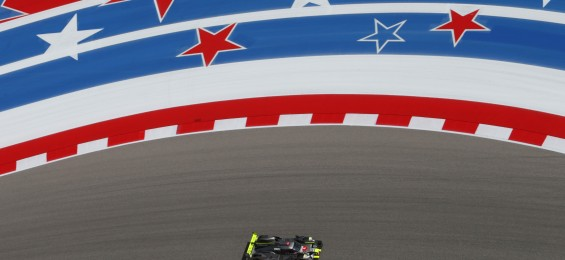 Circuit of the Americas - Oli Webb and Bykolles